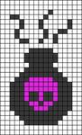 Alpha pattern #40583