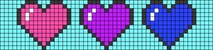 Alpha pattern #40610