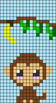 Alpha pattern #40614