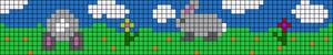 Alpha pattern #40637