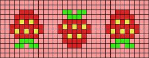 Alpha pattern #40640