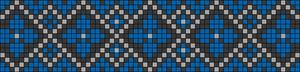 Alpha pattern #40642