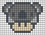 Alpha pattern #40655