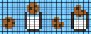Alpha pattern #40660