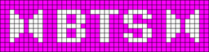 Alpha pattern #40662