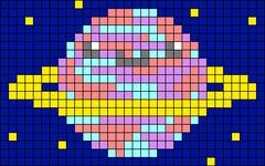 Alpha pattern #40671