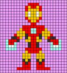 Alpha pattern #40672