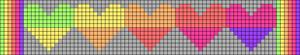 Alpha pattern #40683