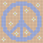 Alpha pattern #40694