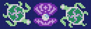Alpha pattern #40697