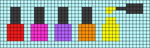 Alpha pattern #40725