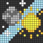 Alpha pattern #40751