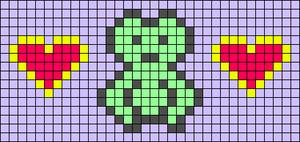 Alpha pattern #40769