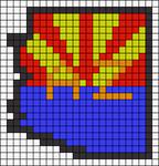 Alpha pattern #40773