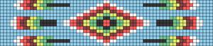 Alpha pattern #40780