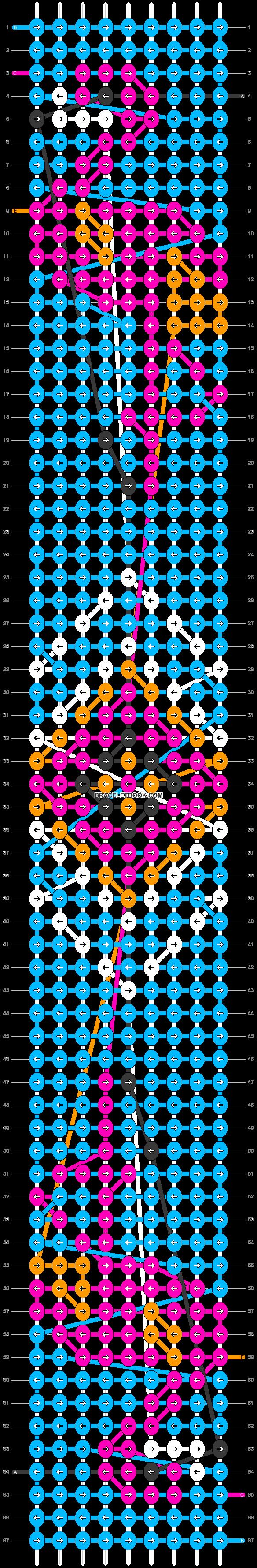 Alpha pattern #40794 pattern