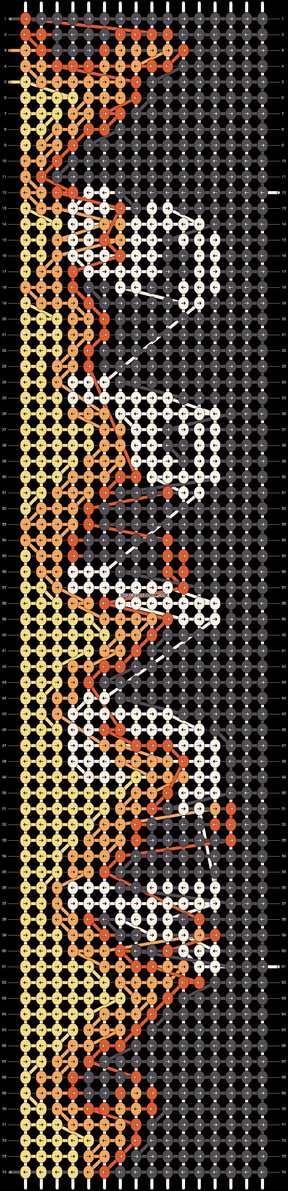 Alpha pattern #40797 pattern