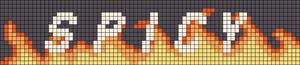 Alpha pattern #40797