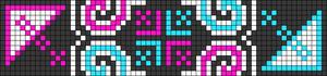 Alpha pattern #40805