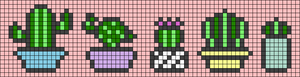 Alpha pattern #40806