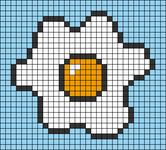 Alpha pattern #40817