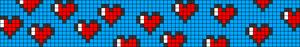 Alpha pattern #40822