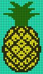 Alpha pattern #40838