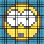 Alpha pattern #40849