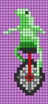Alpha pattern #40854
