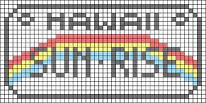 Alpha pattern #40856