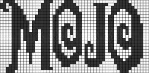 Alpha pattern #40862