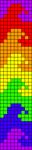 Alpha pattern #40863