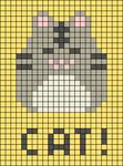 Alpha pattern #40867