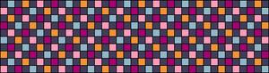 Alpha pattern #40883