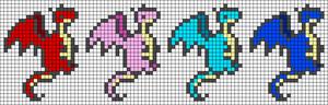 Alpha pattern #40892