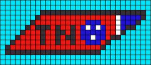 Alpha pattern #40905