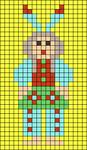Alpha pattern #40909