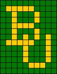 Alpha pattern #40911