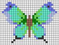 Alpha pattern #40915