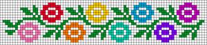 Alpha pattern #40917