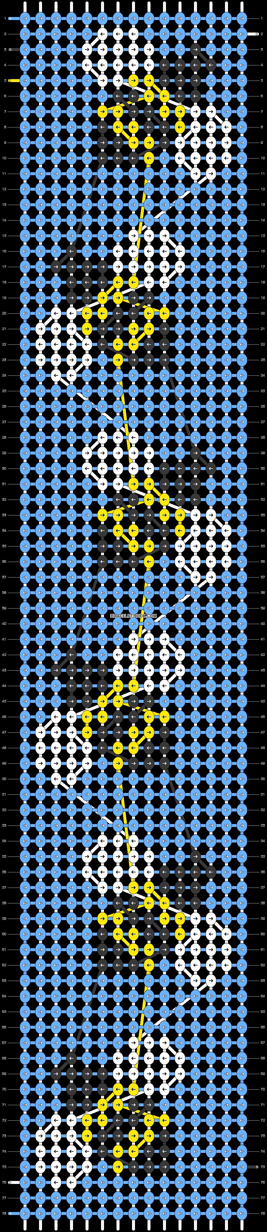 Alpha pattern #40918 pattern