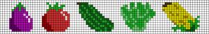 Alpha pattern #40946
