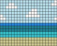 Alpha pattern #40947