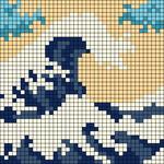 Alpha pattern #40954