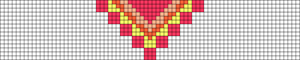 Alpha pattern #40983