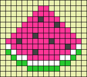 Alpha pattern #40996