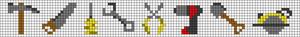 Alpha pattern #41001