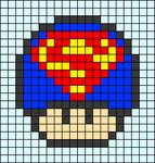 Alpha pattern #41004