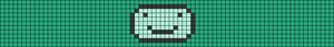 Alpha pattern #41012