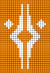 Alpha pattern #41022